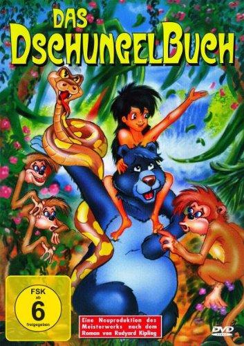 Das Dschungelbuch - Dschungelbuch-film Dvd Disneys