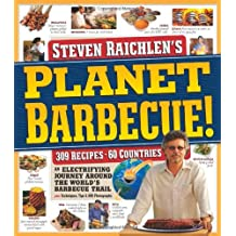 [ PLANET BARBECUE BY RAICHLEN, STEVEN](AUTHOR)PAPERBACK