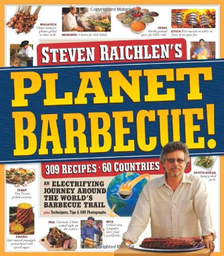 [(Planet Barbecue)] [ By (author) Steven Raichlen ] [May, 2010]
