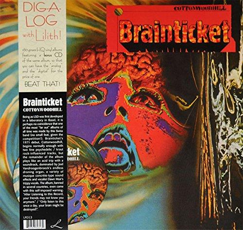 Cottonwoodhill (Lp+CD) [Vinyl LP]