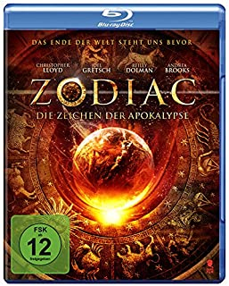 Zodiac - Die Zeichen der Apokalypse [Blu-ray]