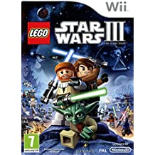 Lego Star Wars III : the Clone Wars [Importación francesa]