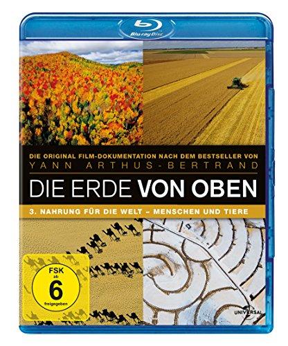Die Erde von Oben - TV Serie Teil 3: Nahrung für die Welt, Menschen und Tiere [Blu-ray] (Erde-tv-serie)