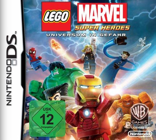 LEGO Marvel Super Heroes - [Nintendo DS]