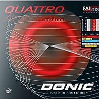 Donic Belag Quattro A'conda MEDIUM, 1,5 mm, schwarz