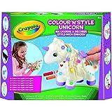"""Crayola 93020"""" Colour n Style Unicorn Craft Kit"""