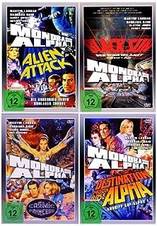 Mondbasis Alpha 1 - Die Spielfilme (Alien Attack - Die Außerirdischen schlagen zurück / Black Sun - Der Todesplanet greift an /