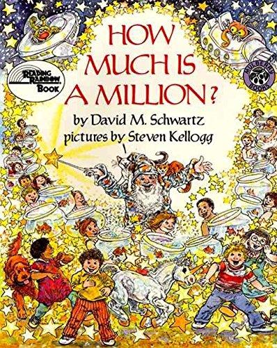 [How Much is A Million?] (By: David M. Schwartz) [published: December, 2004] (David M Schwartz)