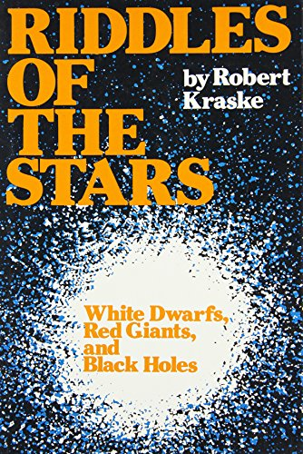 Riddles of the stars : white dwarfs, red giants, and black holes