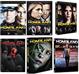 HOMELAND - STAGIONI DA 1 A 6 (24 DVD) COFANETTI SINGOLI, ITALIANI