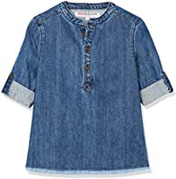 RED WAGON Casacca di Jeans Bambino, Blu (Blue), 152 (Taglia Produttore: 12 Anni)