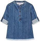 RED WAGON Camisa Vaquera para Niños, Azul (Blue), 4 años