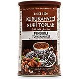 Kurukahveci Nuri Toplar - Turkish Coffee with Hazelnut - 250 grams