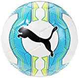 PUMA Fußball evoPOWER 5.3 Futsal, white/atomic blue/safety yellow, 4, 082567 01