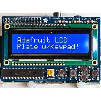 Adafruit Standard LCD Display with Controller: Amazon co uk