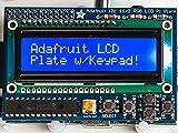 Adafruit – 16 x 2 RGB Positive LCD mit Tastatur-Kit