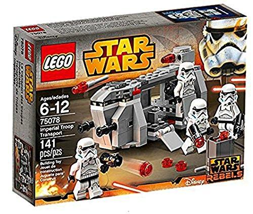 LEGO Star Wars - 75078 - Jeu De Construction - Transport De L'armée Impériale