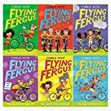 Flying Fergus Series Chris Hoy Collection 6 Books Bundles (Flying Fergus 1: The Best Birthday Bike,Flying Fergus 2: The Great Cycle Challenge,Flying Fergus 3: The Big Biscuit Bike Off,Flying Fergus 4: The Championship Cheats,Flying Fergus 5: The Winning Team,Flying Fergus 6: The Cycle Search and Rescue)
