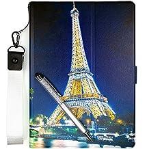 Lovewlb Tablet Custodia per Archos Arnova 9 G3 Custodia Pelle Stand Case Cover TT