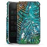 DeinDesign Apple iPhone 3Gs Coque Étui Housse Palmiers Vert foncé