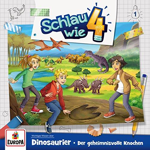 001/Dinosaurier: Der geheimnisvolle Knochen (Teil 12) (Knochen 12)