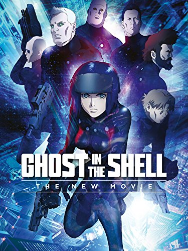 Ghost in the Shell - The New Movie ()