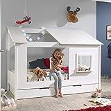 FREE MATTRESS DRAWER II PINK140x70 160x80 180x80 ACMA TODDLER CHILDREN KIDS BED 39 Puppies, 180x80 cm + drawer