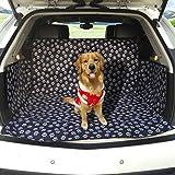 FREESOO Kofferraumschutz Hunde Auto Hundedecke Kofferraum Matte Rutschfest Kofferraumdecke vor Kratzern,Schmutz und Tierhaare