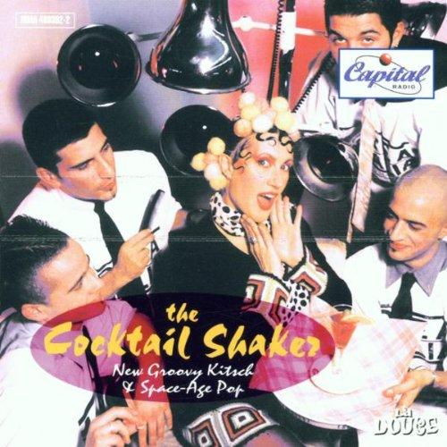 Preisvergleich Produktbild The Cocktail Shaker CD