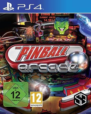 Pinball Arcade - [PlayStation 4]