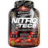 MuscleTech Nitrotech Performance Series - 4 lbs (Milk Chocolate)