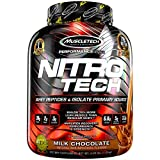 Muscletech Nitro-Tech Performance Series - Milk Chocolate, 1er Pack (1 x 1.8 kg)