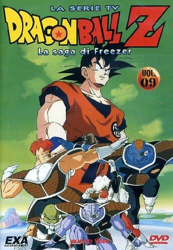 Preisvergleich Produktbild Dragon Ball Z - La Saga Di Freezer 09 (Eps 33-36) [Import italien]