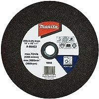 Makita B-10665-5 - Pack 5 Discos Abrasivos Para Corte De Hierro 355X25.4 Mm Para Cortadores 2414B Y 2414Nb