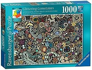 Ravensburger Perplexing Puzzles No.8 - Piedras brillantes 1000 piezas Puzzles