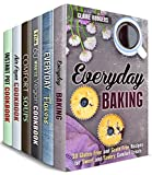 Appliances Best Deals - Cook Everyday Box Set (6 in 1) : Bake, Fry, Create Sophisticated Meals with Special Appliances Everyday (Quick & Easy Recipes) (English Edition)