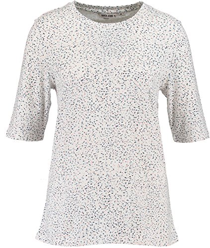Garcia Damen T-Shirt M80004 (off white) 66