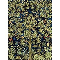 Artshdow Tree Of Life By William Morris Paint By Numbers Kit