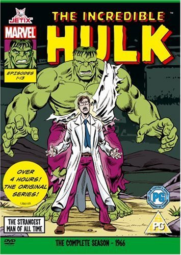 The Incredible Hulk: The Complete Season, 1966 Picture