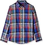Gant Boys' Shirt (GBSFF0027_Indigo Blue_...