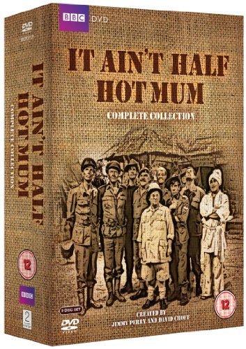 It Ain't Half Hot Mum: Complete Collection (It Ain't 1/2 Hot Mum) [Regions 2 & 4] by Michael Bates