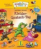 Englisch entdecken: Die Kindergartenbande - Kleider-Quatsch-Tag