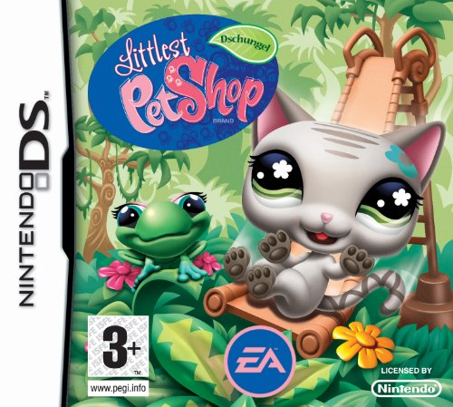 Littlest Pet Shop: Dschungel [PEGI] - Shop Pet Ds-littlest