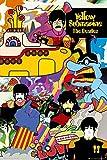 1art1 49708 The Beatles - Yellow Submarine Poster 91 x 61 cm