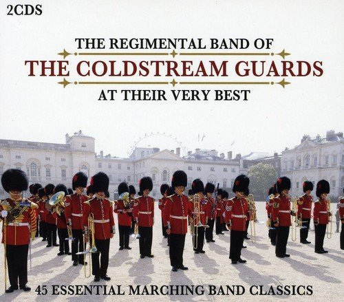 At Their Very Best by The Regimental Band of the Coldstream Guard -
