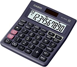 Casio MJ-100DA Desktop Calculator (Grey)
