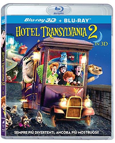 Hotel Transylvania 2 (Blu-Ray + Blu-Ray 3D)