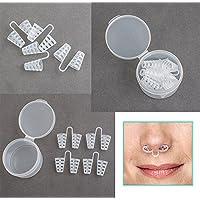 Risingmed NasenDilator, weich, Anti-Schnarch-Schutz, Schnarch-Stopper, bequem, 4 Stück preisvergleich bei billige-tabletten.eu
