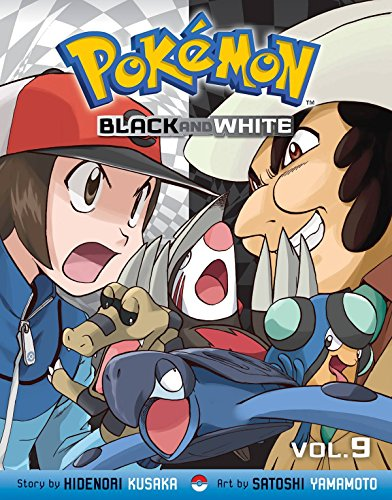 Pokemon Black and White. Volume 9