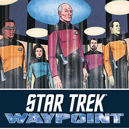 Star Trek: Waypoint (Issues) (6 Book Series)